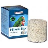 Bloque mineral Loro Parque 400 grs