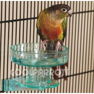 Bañera Bird Bath para pequeñas aves Lixit