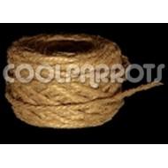 Cuerda de cáñamo natural 1 metro