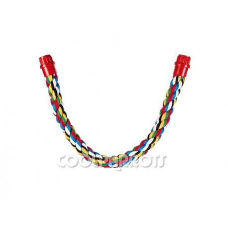 Percha de cuerda mediana