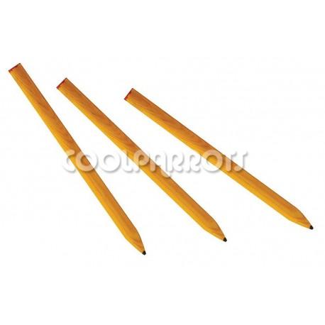 Pack de 3 lápices grandes