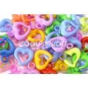 Colgante corazón (10 piezas)