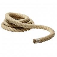 Cuerda de cáñamo mediana de 1 metro