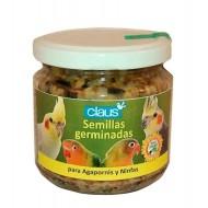 Germinados para pequeñas aves 210 ml