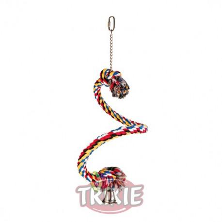 Espiral de cuerda pequeño