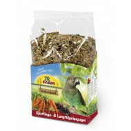 Mixtura Jr Farm especial forpus y poicephalus 1 kg.