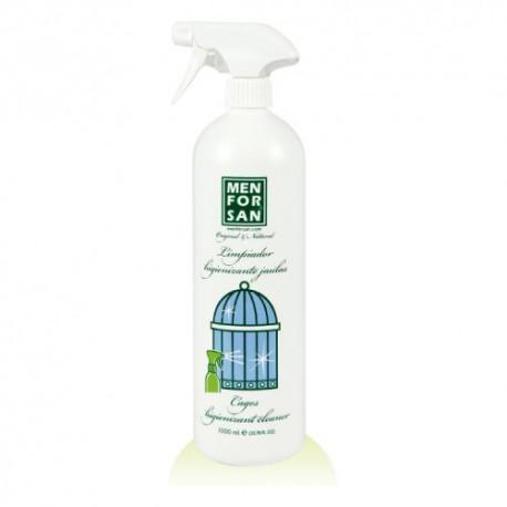 Limpiador para jaulas Menforsan 1 litro.