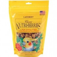 Lafeber nutri-berries classic pequeñas aves 350 grs.