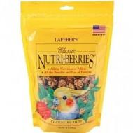 Lafeber nutri-berries classic pequeñas aves 350 grs.