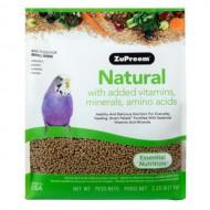 ZuPreem natural S para periquitos, agapornis, forpus y otros lor