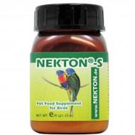 Nekton S: Suplemento para épocas de muda, cambios de jaula...