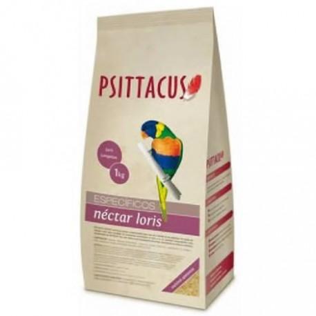 Néctar Loris Psittacus 1 kg