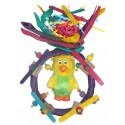Mini piñata Birdie