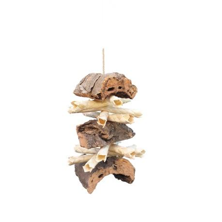 Natural Shredding corky sticks