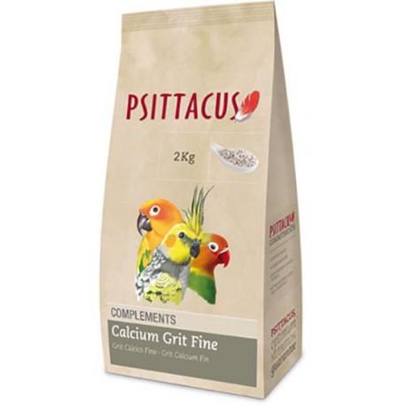 Calcium grit fine Psittacus 2 kg