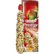 Barritas Prestige ninfas y agapornis nueces y miel