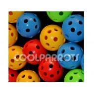 Pack 4 pelotas plástico