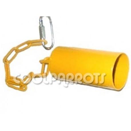 Campana irrompible con cadena