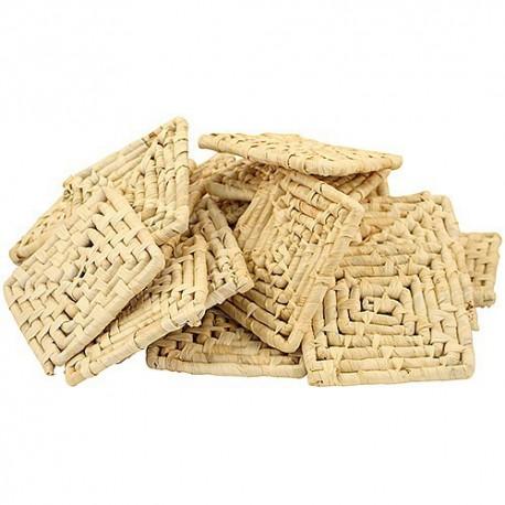 Tapete de maiz natural