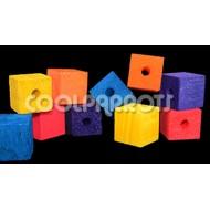 Pack 5 cubos de gran tamaño
